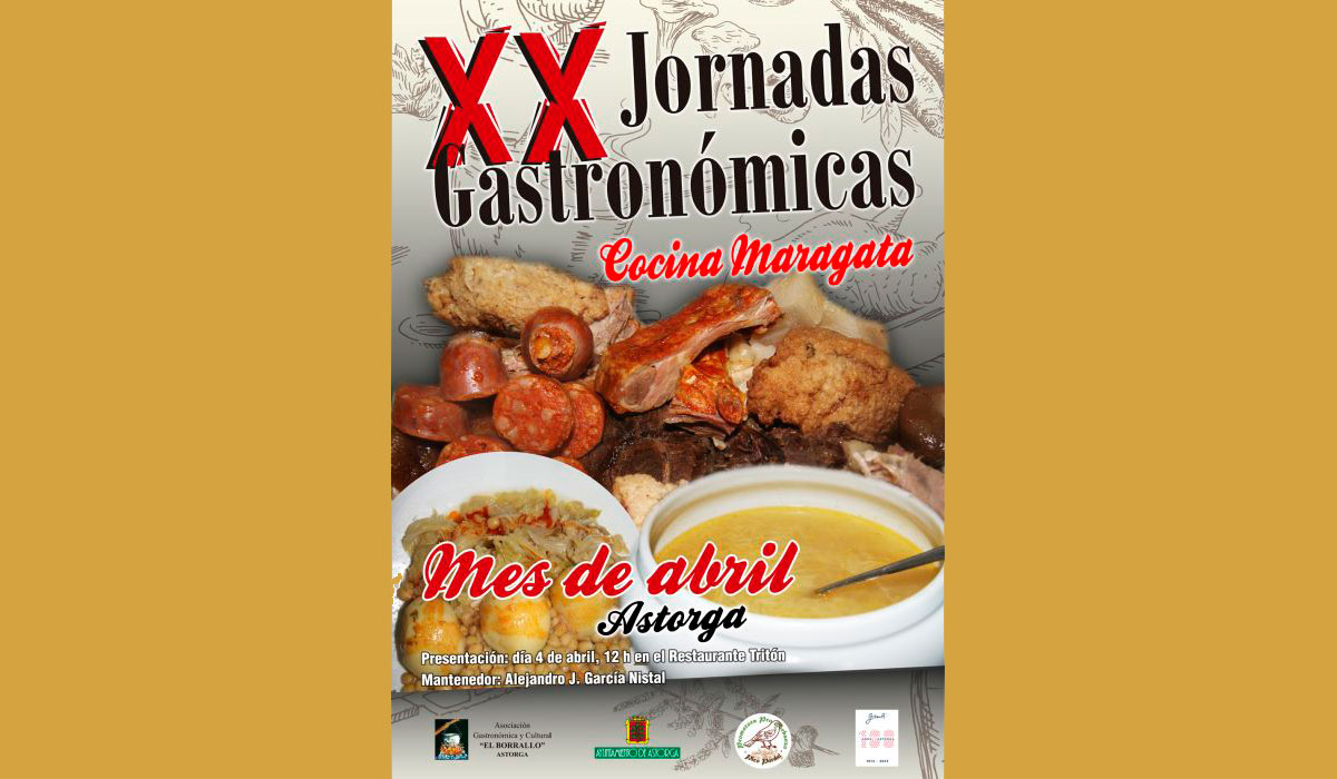 20th Journey of Maragata cuisine 2013