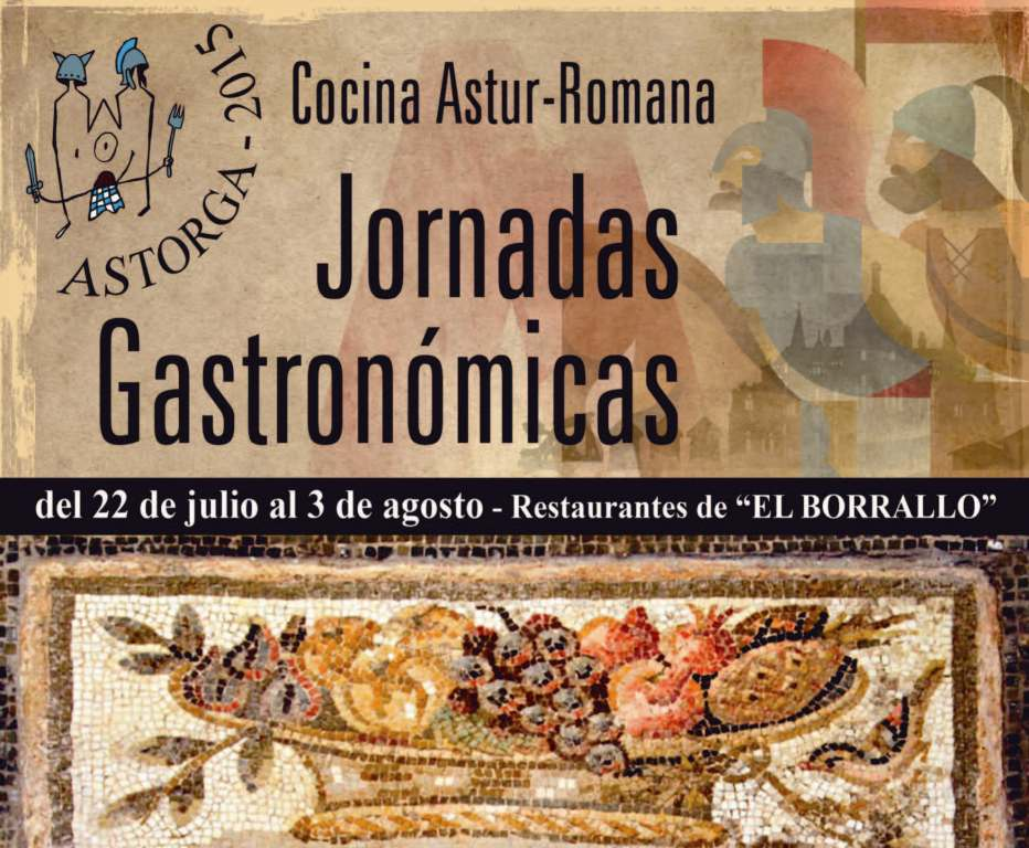 Astur-Romanas Journeys 2015