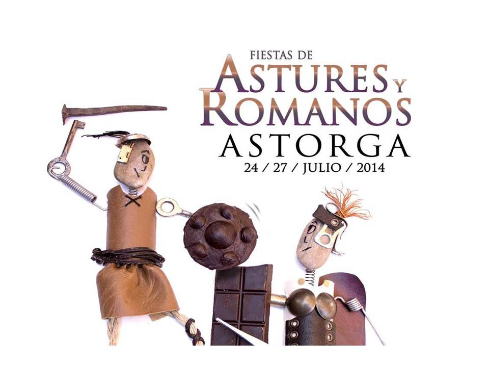 Asturic-Roman Journeys '14