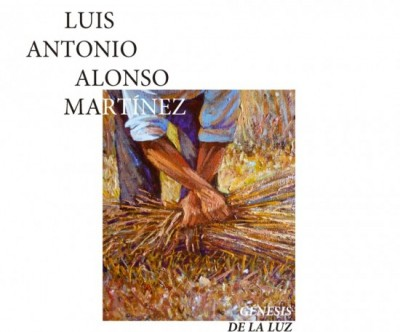 Gastronomy and art menu. Luis Alonso