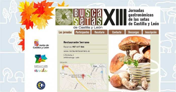 BuscaSetas Gastronomic Journeys  2014